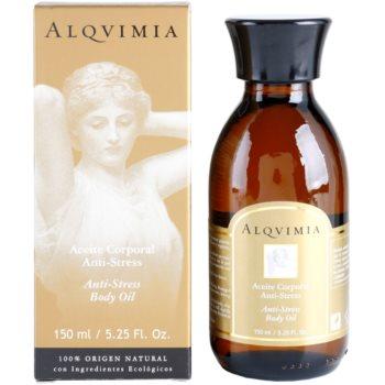 Alqvimia Vitality & Relaxing óleo corporal antisstress 1