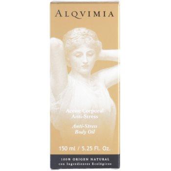 Alqvimia Vitality & Relaxing óleo corporal antisstress 2