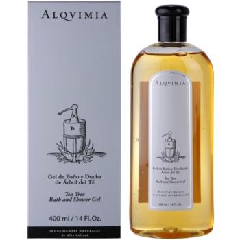 Alqvimia Vitality & Relaxing гель для душа та ванни 1