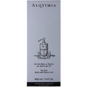 Alqvimia Vitality & Relaxing гель для душа та ванни 2