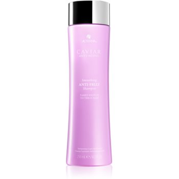 Alterna Caviar Anti-Aging Smoothing Anti-Frizz hydratační šampon pro nepoddajné a krepatějící se vlasy 250 ml