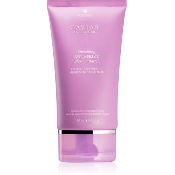Alterna Caviar Anti-Aging Smoothing Anti-Frizz zjemňující krém pro nepoddajné a krepatějící se vlasy 150 ml