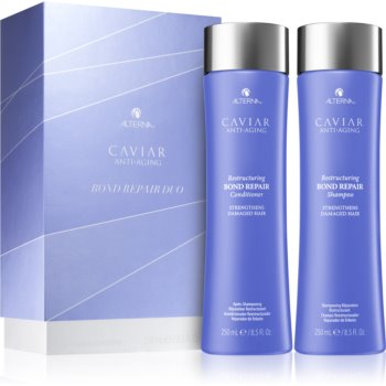 Alterna Caviar Anti-Aging set cosmetice II. (pentru par deteriorat)