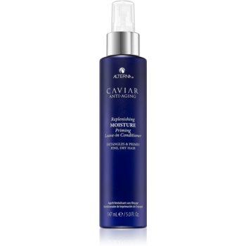 Alterna Caviar Anti-Aging Replenishing Moisture balsam hidratant leave-in spray pentru par uscat imagine produs