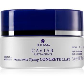 Alterna Caviar Anti-Aging lut de par mat pentru modelare cu fixare foarte puternica imagine produs