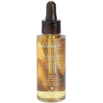 Alterna Bamboo Smooth tratament cu ulei pur anti-electrizare