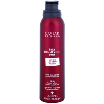 Alterna Caviar Clinical лечебен мус за разредена коса 1