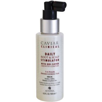 Alterna Caviar Clinical ser pentru stimulare pentru scalp si radacinile parului