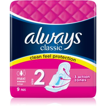 Always Classic Maxi absorbante imagine produs