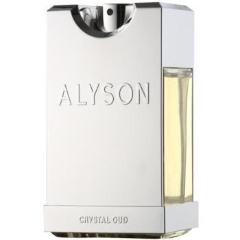 Poza Alyson Oldoini Crystal Oud Eau De Parfum pentru barbati 100 ml