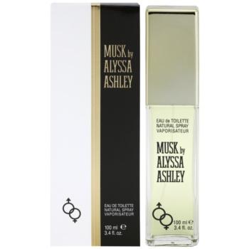 Alyssa Ashley Musk Eau de Toilette unisex poza noua