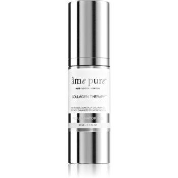 Âme Pure Collagen Therapy™ gel de iluminare reface bariera protectoare a pielii poza noua
