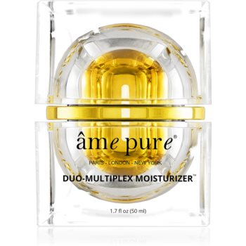 Âme Pure Duo-Multiplex Moisturizer™ crema bogat hidratanta împotriva îmbătrânirii pielii poza noua