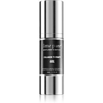 Âme Pure Collagen Therapy™ Gentlemen Gel facial de producție reglare de sebum pentru barbati poza noua