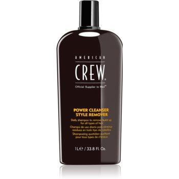 American Crew Hair & Body Power Cleanser Style Remover sampon pentru curatare pentru utilizarea de zi cu zi