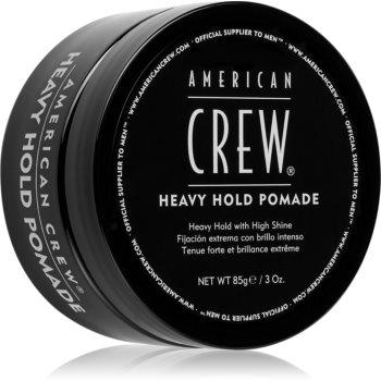 American Crew Classic pomadă de păr fixare puternică