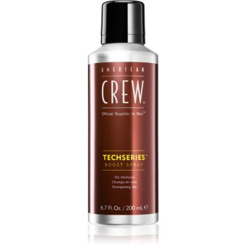American Crew Styling Techseries spray pregătitor, pentru volum