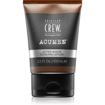 American Crew Acumen balsam cu efect de racorire after shave imagine produs