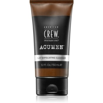 American Crew Acumen gel exfoliant de curã?are pentru barbati imagine produs