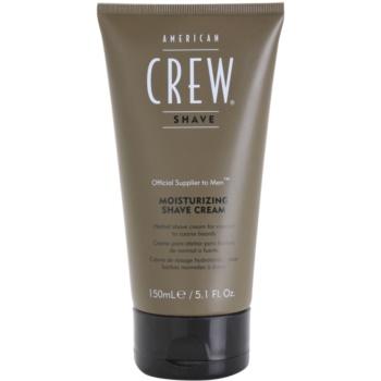 American Crew Shave зволожуючий крем для гоління для нормальних та грубих вусів