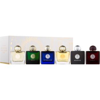 Amouage Miniatures Bottles Collection Women set cadou V.