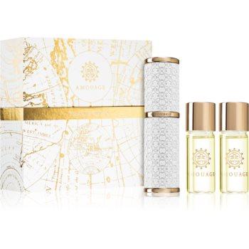 Amouage Interlude Eau de Parfum (1x reincarcabil + 3x rezerva) pentru femei