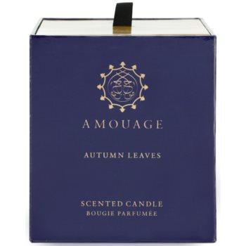 Amouage Autumn Leaves Duftkerze   große 3