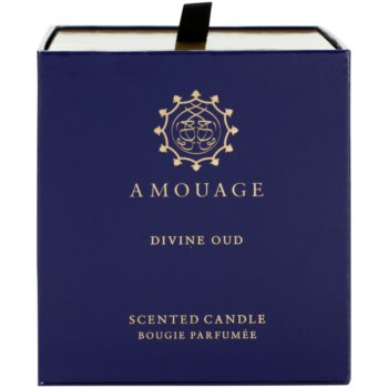 Amouage Divine Oud Scented Candle 3