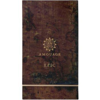 Amouage Epic Eau de Parfum für Herren 4