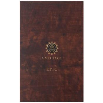 Amouage Epic parfémovaná voda pre mužov  Limitovaná edícia 4