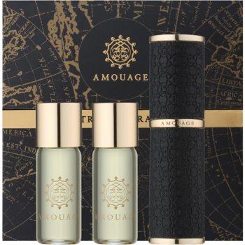 Amouage Epic Eau de Parfum für Herren  (1x Nachfüllbar + 2x Nachfüllung)