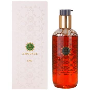 Poza Amouage Epic gel de dus pentru femei 300 ml