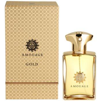 Poza Amouage Gold Eau De Parfum pentru barbati 50 ml