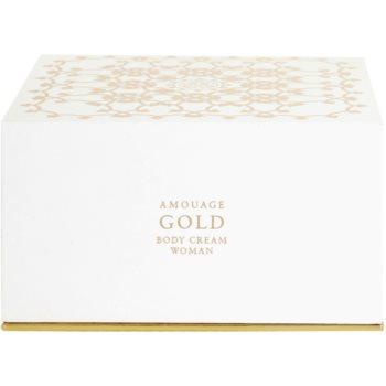 Amouage Gold Körpercreme für Damen 6
