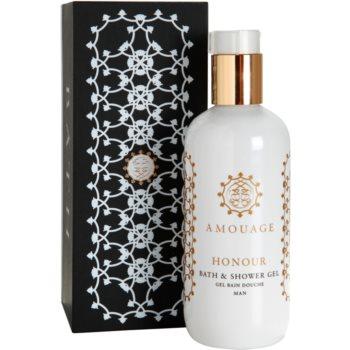 Amouage Honour Shower Gel for Men 3