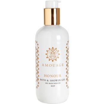 Amouage Honour Shower Gel for Men 4