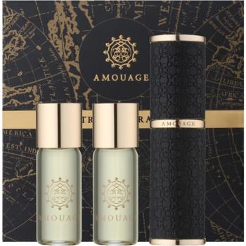 Amouage Jubilation 25 Men eau de parfum pentru barbati 3 x 10 ml (1x reincarcabil + 2x rezerva)
