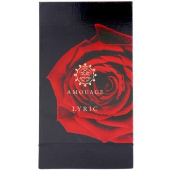 Amouage Lyric Eau de Parfum for Men 4