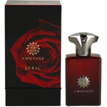 Amouage Lyric eau de parfum pentru barbati 50 ml