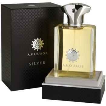 Amouage Silver Eau de Parfum für Herren 1