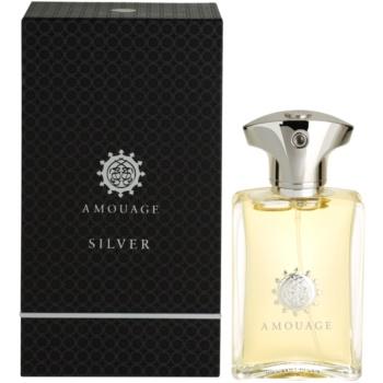 Amouage Silver eau de parfum pentru barbati 50 ml