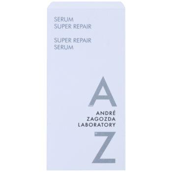 André Zagozda Face intensives, regenerierendes Serum für Gesicht und Augenpartien 2