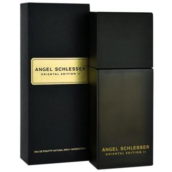 Angel Schlesser Oriental II eau de toilette pentru femei 50 ml