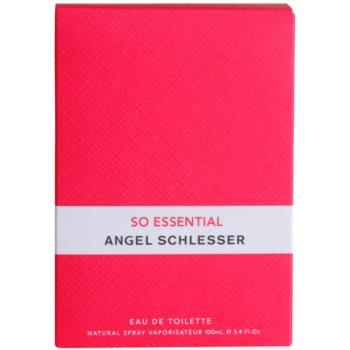 Angel Schlesser So Essential Eau de Toilette para mulheres 4