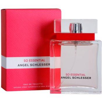 Angel Schlesser So Essential Eau de Toilette para mulheres 1