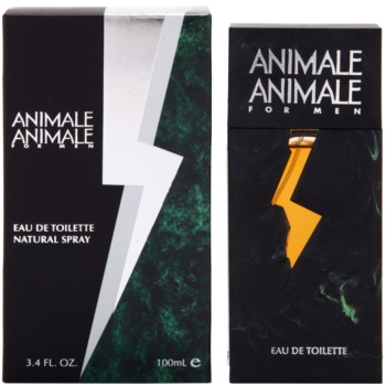 Animale Animale for Men Eau de Toilette pentru barbati 100 ml