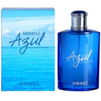 Animale Azul Eau de Toilette für Herren