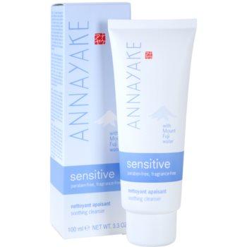 Annayake Sensitive Line очищаюча пінка Для заспокоєння шкіри 2