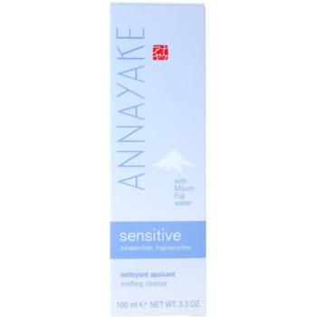 Annayake Sensitive Line очищаюча пінка Для заспокоєння шкіри 3