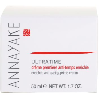 Annayake Ultratime creme nutritivo anti-idade de pele 4